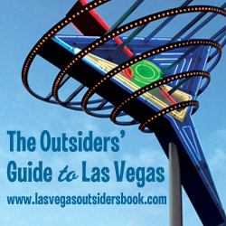 Outsiders' Guide to Las Vegas Book