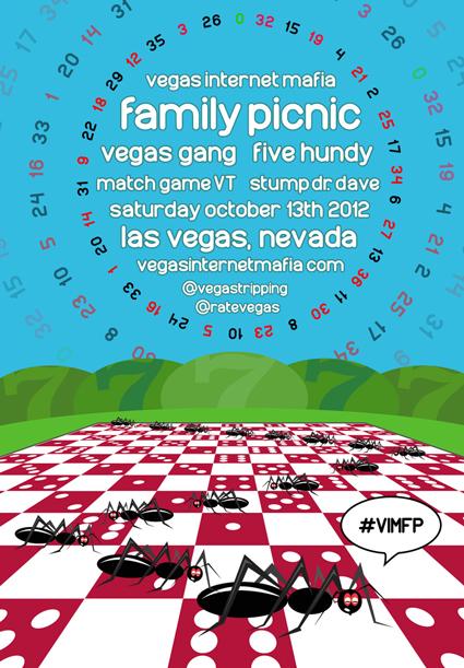 Vegas Internet Mafia Family Picnic